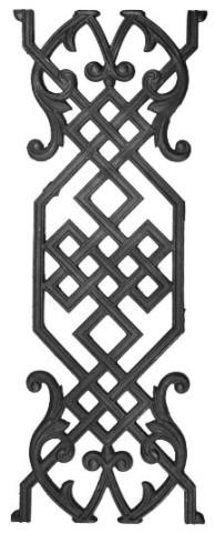 Иранская ковка, иранское литье